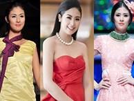 Những bộ trang phục kém sang tự thiết kế của Ngọc Hân