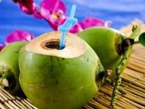 Uống nước dừa thế nào là đúng cách?