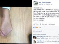 Cảm động bác sĩ đăng tìm bệnh nhi trên Facebook để chữa trị miễn phí