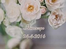 Horoscope ngày Chủ nhật (24/4): Cự Giải có cơ hội nhìn nhận lại bản thân