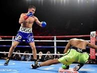 """""""Cậu bé vàng"""" boxing: 35 trận, 32 knock-out"""
