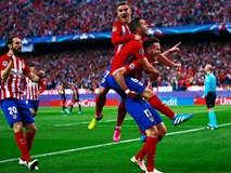 Đánh bại Bayern, Atletico lập kỷ lục vô tiền khoáng hậu