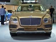 Bentley Bentayga sẽ có phiên bản mới mạnh hơn