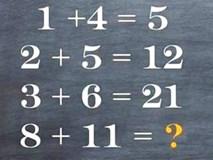 Hàng nghìn người giải sai bài toán đơn giản