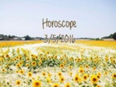 Horoscope ngày thứ Ba (3/5): Sư Tử thích hợp với công việc sáng tạo