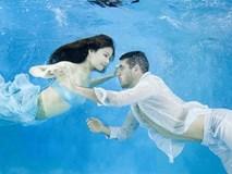 Nghệ sĩ Việt đẹp - xấu khi chụp ảnh dưới nước