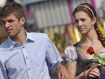 Thomas Muller kỷ niệm 6 năm đeo gông
