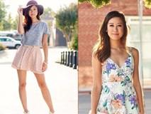 Cô gái gốc Việt xinh đẹp nổi như cồn trên Instagram