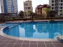 Bé trai 12 tuổi bị đuối nước ở bể bơi chung cư cao cấp chỉ sau 1 giờ khai trương