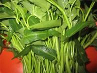4 trường hợp phải thận trọng khi ăn rau muống kẻo mang họa
