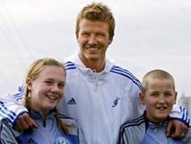 Harry Kane khoe ảnh chụp cùng Beckham và bạn gái hồi