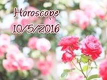 Horoscope ngày thứ Ba (10/5): Bảo Bình hãy tin vào bản thân