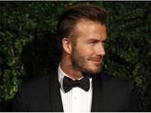Bí ẩn sau vẻ đẹp trai hoàn mỹ của David Beckham