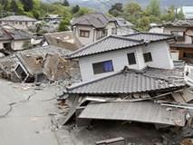 Nhật Bản lại bất ngờ xảy ra động đất mạnh