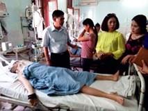 Bị tai nạn giao thông, bà bầu 8 tháng phải mổ cứu con gấp