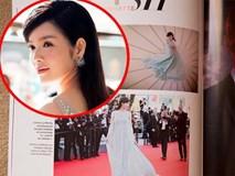 Báo Pháp gọi Lý Nhã Kỳ là công nương Diana của Việt Nam