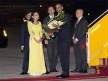 Gặp nữ sinh vinh dự được tặng hoa chào mừng Tổng thống Mỹ Obama tới Việt Nam