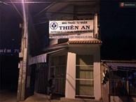 Nghi án cô gái bị sát hại trong nhà vệ sinh tại tiệm thuốc ở Sài Gòn