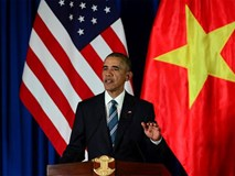 Tổng thống Obama công du Việt Nam