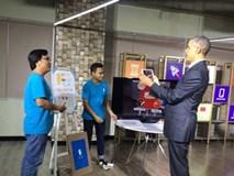 Tổng thống Obama gặp 100 doanh nhân trẻ
