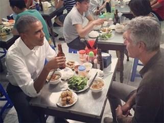 Người gốc Việt đoạt Pulitzer bình luận Obama chọn bún chả