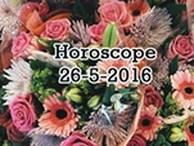 Horoscope ngày thứ Năm (26/5): Bảo Bình có cách nhìn nhận vấn đề mới mẻ