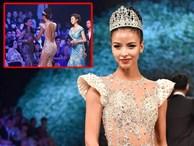 Mẹ chồng Hà Tăng mua váy hơn 400 triệu tặng Hoa hậu Pháp