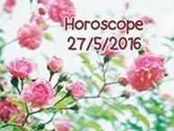 Horoscope ngày thứ Sáu (27/5): May mắn đang ở bên Cự Giải