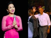 Tại sao không chìa tay ra với Mỹ Linh, như Obama?
