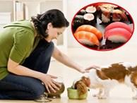 Ngã ngữa vì món ăn siêu đắt đỏ này thực chất từng là thức ăn .... cho chó mèo