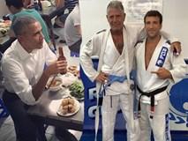 Đầu bếp ngồi ăn bún chả với Tổng thống Obama là cao thủ Jiujitsu