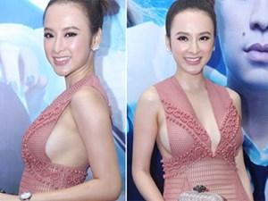 """Đây là 9 trang phục hở ngực gây """"nóng mắt"""" nhất của Angela Phương Trinh"""