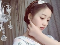 Hot girl 18 tuổi Trung Quốc khiến dân tình mê mệt vì xinh như nữ thần