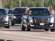 Bí mật về limousine của Tổng thống kế nhiệm ông Obama