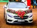 Mercedes S Class coupe hơn 7 tỷ làm xe hoa ở Đắk Lắk