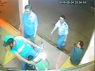 Quát bảo vệ rồi vào phòng cấp cứu đòi đánh bác sỹ