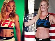 Hãi hùng HLV kiều nữ UFC đấu súng với cướp