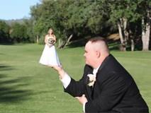 Những bức ảnh cưới khiến ai cũng phải cười