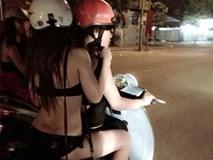 """Hốt hoảng nhìn cảnh gái Việt trai Tây """"mặc như không"""""""