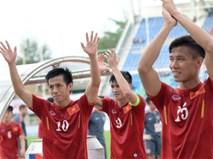 Tương lai màu hồng cho tuyển Việt Nam