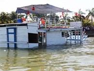 'Hồ sơ đen' của tàu Thảo Vân bị lật trên sông Hàn