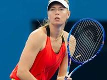 Maria Sharapova bị cấm thi đấu 2 năm vì dương tính với doping