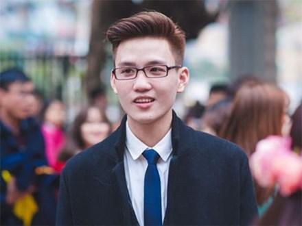 Thầy giáo 9X người Việt điển trai đoạt giải 'Trạng nguyên' Hàn Quốc