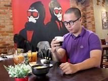 Ông chủ 8X sở hữu chuỗi cà phê ở Sài Gòn nhờ ý tưởng 'điên'
