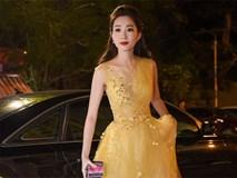Đặng Thu Thảo lộng lẫy đi chấm thi Hoa hậu Việt Nam