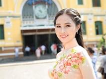 Hoa khôi nữ sinh Việt Nam vừa xinh đẹp vừa tài năng