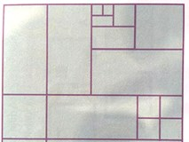 Bài toán hình vuông rối mắt khiến nhiều người đếm sai