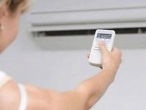 Mẹo tiết kiệm điện cực đơn giản trong ngày nắng nóng