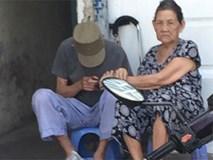 Hình ảnh đôi vợ chồng già trên vỉa hè khiến nhiều người ghen tỵ