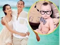 Con trai siêu mẫu Ngọc Thạch - Quý tử 1 tuổi con nhà có